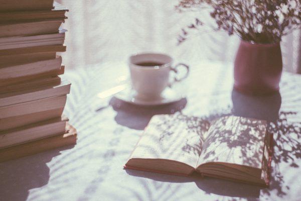 schrijfvakantie coffee koffie boek boeken book books
