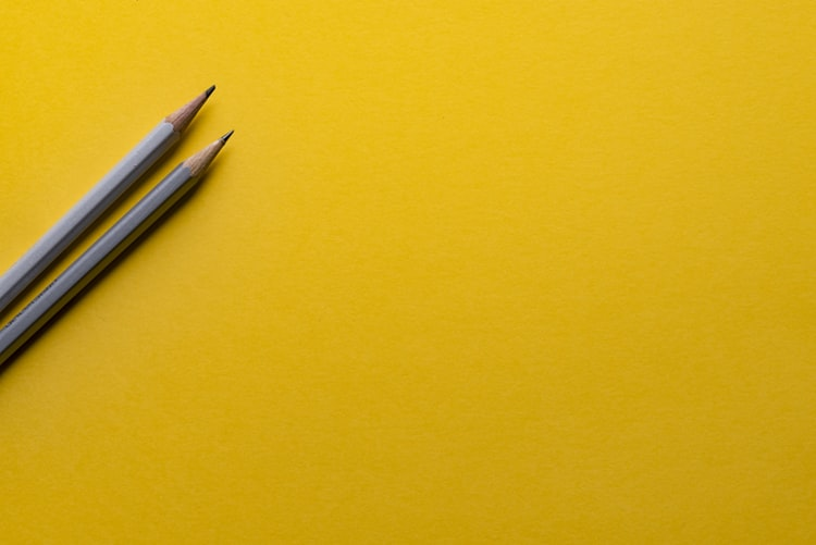 freelance creative copywriter potloden